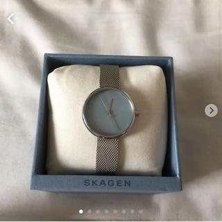 SKAGEN - SKAGEN スカーゲン ブルー腕時計