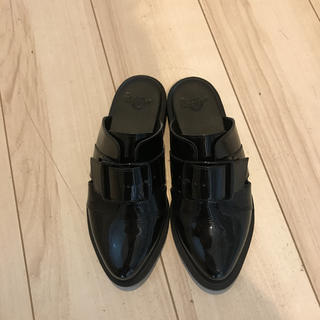 Dr.Martens - Dr.Martens NYRO ニーロ レザーシューズ ミュール パテント