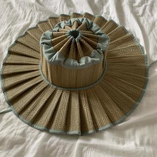 キャラメルベビー&チャイルド(Caramel baby&child )のLORNA MURRAY  Capri Hat(麦わら帽子/ストローハット)
