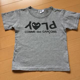 コムデギャルソンキッズTシャツ120センチ