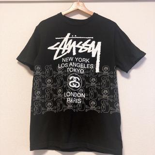 STUSSY - スチューシー ロゴ Tシャツ メンズ