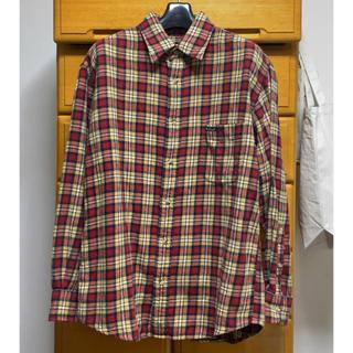 ウールリッチ(WOOLRICH)のWOOL RICH チェック柄ネルシャツ(シャツ)