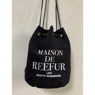 Maison de Reefur - メゾンドリーファー 巾着バッグ