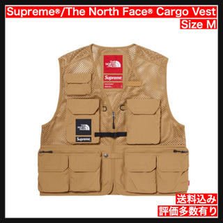 シュプリーム(Supreme)の【M】Supreme®/The North Face® Cargo Vest(ベスト)