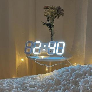 ラスト1点!!韓国 ❤︎ LED digital clock (置時計)