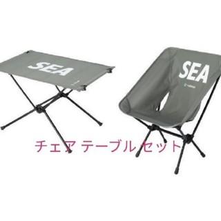 RUE様専用 WIND AND SEA Helinox セット チェア テーブル(その他)