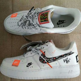 NIKE - Nike Air Force 1 Just Do It AF1