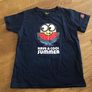 ユニクロ(UNIQLO)の[未使用]ユニクロ ミニオンズ Tシャツ 120(Tシャツ/カットソー)