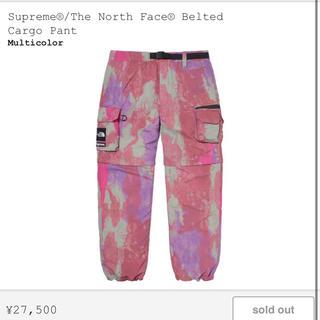 Supreme - Supreme Belted Cargo Pants S