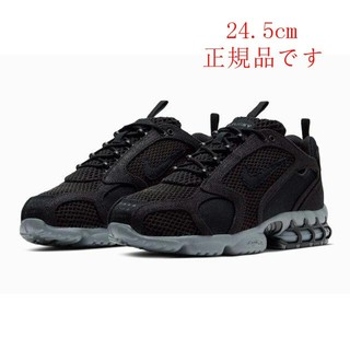 NIKE - NIKE AIR ZOOM SPIRIDON CAGE 2 BLACK