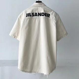 ジルサンダー(Jil Sander)のJIL SANDER ジルサンダー 半袖 シャツ(Tシャツ/カットソー(半袖/袖なし))