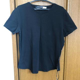 マックスマーラー スポーツマックス 黒Tシャツ
