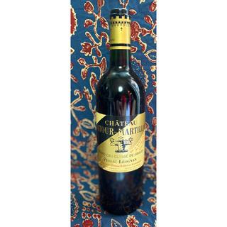 5月中セール  シャトー・ラトゥール・マルティヤック ルージュ1996(ワイン)