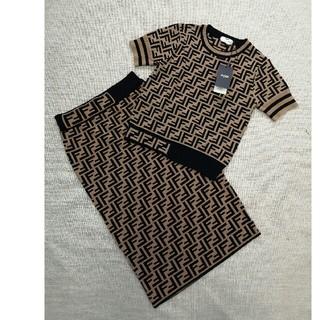 FENDI - 美品 フェンディ セーター スカート