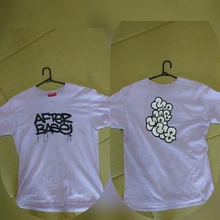 アフターベース(AFTERBASE)のafterbase Tシャツ L コラボ アフターベース(Tシャツ/カットソー(半袖/袖なし))