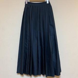 ベネトン(BENETTON)のUNITED COLORS OF BENETTON イタリア製 プリーツスカート(ロングスカート)