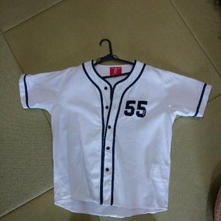 アフターベース(AFTERBASE)のafterbase ベースボールシャツ L アフターベース(シャツ)