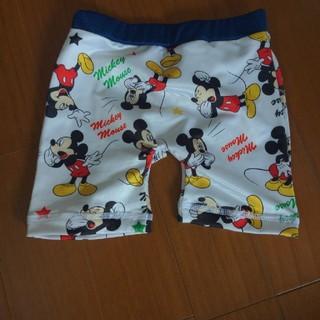 ディズニー(Disney)の(美品)ミッキー80センチ水着(水着)