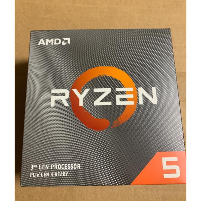 CPU RYZEN 3600 マザーボード 電源ユニット セット スマホ/家電/カメラのPC/タブレット(PCパーツ)の商品写真