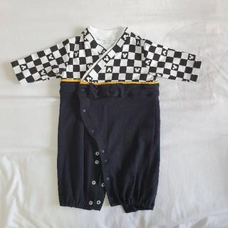 ベルメゾン(ベルメゾン)のミッキー 袴ロンパース(和服/着物)