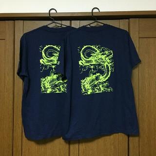 UNDER ARMOUR - 2枚セット【送料無料】DRAGONTシャツ Mサイズ