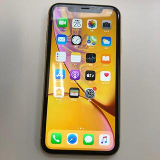 アイフォーン(iPhone)のiPhoneXR 64 75664(スマートフォン本体)
