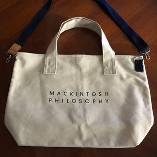 MACKINTOSH PHILOSOPHY - マッキントッシュフィロソフィー トートバッグ