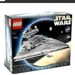 レゴ(Lego)のLEGO レゴ STAR WARS スターウォーズ  StarDestroyer(模型/プラモデル)
