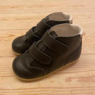 子ども靴 革靴 黒 14.5cm(フォーマルシューズ)