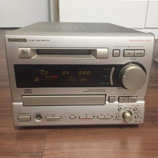オンキヨー(ONKYO)のONKYO FR-V3 ジャンク品(アンプ)