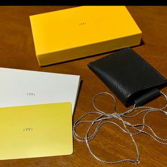 ITTI エアーポッズケース メンズのアクセサリー(ネックレス)の商品写真