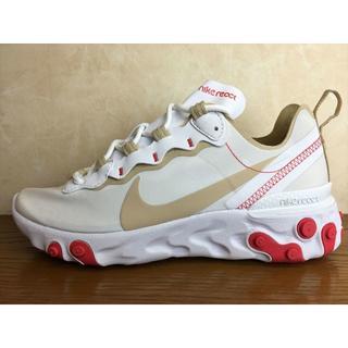 NIKE - ナイキ リアクトエレメント55 スニーカー 靴 24,5cm 新品 (310)