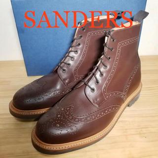 SANDERS - SANDERS サンダース ブーツ UK11 30cm 革靴