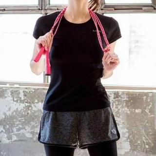 トレーニングウェア★Lサイズ シャツ ホットヨガ大人気スポーツジム シャツのみ(ヨガ)