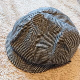 マリークワント(MARY QUANT)の日本製  マリークワント 帽子(キャスケット)