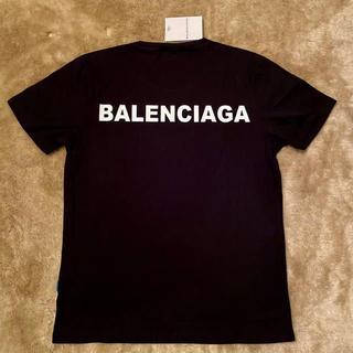 Balenciaga - Balenciaga 半袖Tシャツ 黒白 バレンシアガ#03