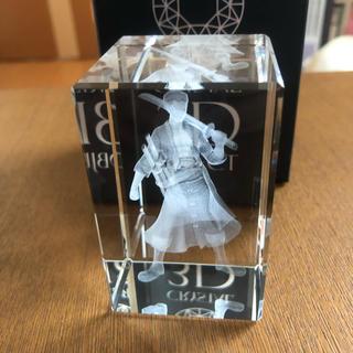 ワンピース ゾロ 3Dクリスタル(フィギュア)