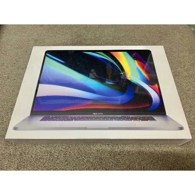 Apple(アップル)の【新品MacBook Pro 2600/16 MVVJ2J/A  スペースグレイ スマホ/家電/カメラのPC/タブレット(ノートPC)の商品写真