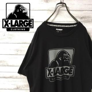 エクストララージ(XLARGE)の希少 エクストララージ ラージ Tシャツ オリジナルゴリラ ロサンゼルス(Tシャツ(半袖/袖なし))