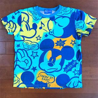 Disney - ディズニーリゾート Tシャツ ミッキーマウス 男の子 120cm