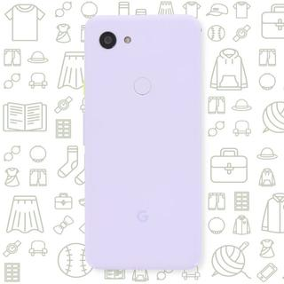 アンドロイド(ANDROID)の【B】GooglePixel/Pixel3a/64/SIMフリー(スマートフォン本体)