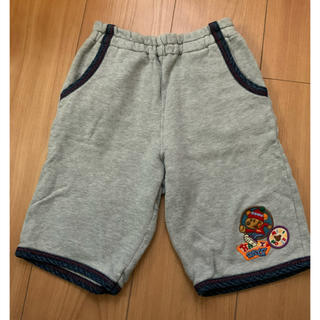 mikihouse - ミキハウス  キッズ 男の子 半ズボン 120  スウェット素材