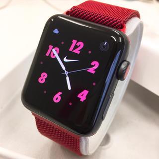 Apple Watch - Apple Watch シリーズ3 NIKE セルラー 42mm