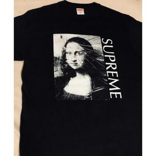 Supreme - Supreme 18SS Mona Lisa Tee Black