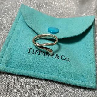 ティファニー(Tiffany & Co.)のティファニー リング 8号(リング(指輪))