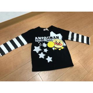 アンパンマン - アンパンマン ロンT 95 トップス アンパンマンミュージアム Tシャツ