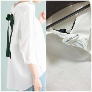 アーバンリサーチ(URBAN RESEARCH)のアーバンリサーチ16SS☆ホワイトシャツ(シャツ/ブラウス(長袖/七分))