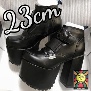 YOSUKE - 送料込み 23cm 超厚底ブーツ