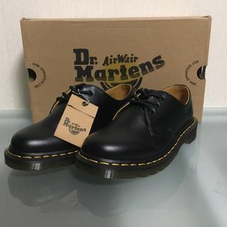 ドクターマーチン(Dr.Martens)の【新品】ドクターマーチン 3ホール 23cm 箱有り 正規品 ※値下げ可(ローファー/革靴)