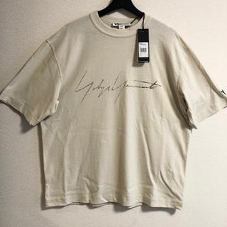 Y-3 - 新品100%本物  Y-3 Tシャツ ワイスリー